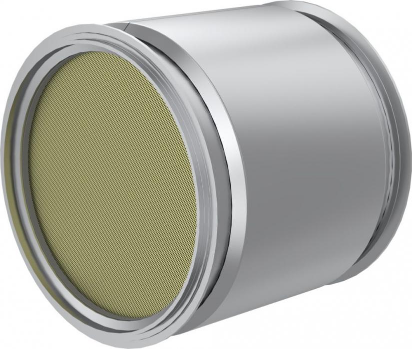 wiederaufbereiteter DPF-Filter, DAF,LF,Scania,F,N,K Euro 6